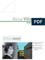 Alicia Villarreal +