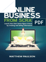 Online Business From Scratch_ L - Matthew Paulson