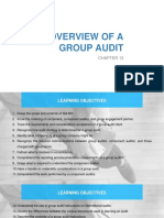 Chapter 13 - Overview of a Group Audit