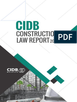 CIDB Law Report 2015   Malaysia   Taxes
