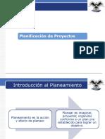Clases de Planificacion y Control en Obras
