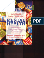 Infant Mental Health, Libro Greenspand