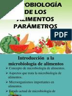 Microbiología de Los Alimentos 1