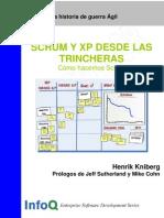 Sscrum y XP Desde Las Trincheras
