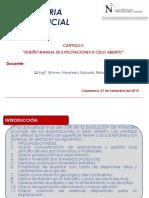 Cap II Diseño Manual de Explotaciones a Cielo Abierto