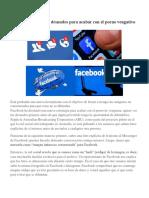 Facebook Agrega Más Funciones Para Las Fotos