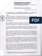 ORDENANZA 05-ATM025