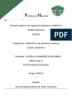 fotoconductividad
