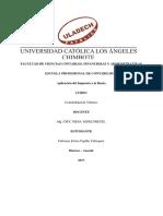 Aplicacion Del IR - I Unidad