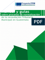 Manual de Arbitrios Tasas e Impuestos Municipales