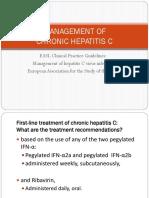 MANAGEMENT OF CHRONIC HEPATITIS C.pptx