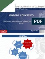 1. Modelo Educativo