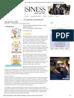 The+Relationship+Between+Creativity,+Innovation+&+Entrepreneurship+_+TK+Magazine+–+Topeka's+Business+Magazine