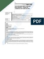NBR 14486 Sistemas Enterrados Para Conducao de Esgoto Sanitario