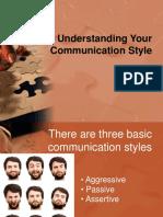 b. Communication Style