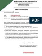 23 - Pakta Integritas Ppjb