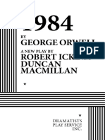 1984 Acting Edition