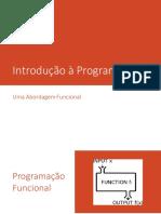 Programação Funcional e Haskell