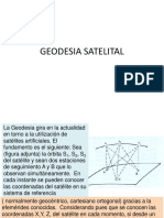 6. Geodesia Satelital