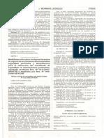 Res n 033-2008-Modificatoria de Res 010 Norma Portuaria