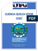 INFORME FINAL Cuenca Quila Vitor Chili
