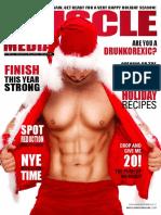 Muscle Media Magazine November December 2017