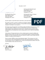 Bipartisan Governors Call for Support of CHIP