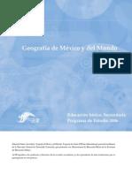GeoMexicoyMundoSecundaria