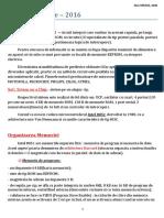 Microcontrollere Curs 2016 Corneliu Burileanu