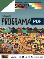 Caderno de Programacao - Singa2017b
