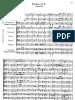 Muffat Concerto No5 Saeculum