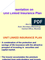 Unit Linked Insurance Policy