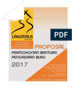 Lakumala Institute Proposal Permohonan Bantuan Buku