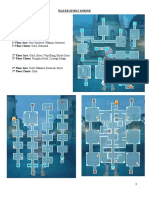 RFToD Spirit Shrine Maps, Water
