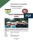 Informe Acero y Madera Tambillo