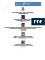 30- Dentistry E-Books List