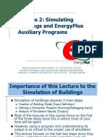 Lecture 02 Running EnergyPlus