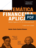 Matematica Financiera Aplicada