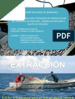 Costos de Extraccion Fases Del Proceso de Produccion
