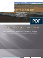 Multilateral Drilling