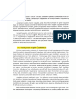 Johanson, L. (2007) Türkçenin Tipik Özellikleri (Türkçe Dil İlişkilerinde Yapısal Etkenler)