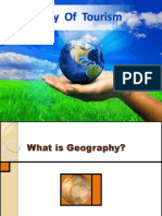 1. Introduction to Geography of Tourism 1