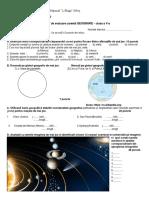 Geografie - clasa a V -a - Test de evaluare.pdf