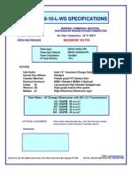D-V300!6!10-L-WS Waste Water Sewage Effluent Hi-Flo Series Transmission Value 60% May 2010