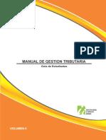 Manual de Gestión Tributaria, Guía Para Estudiante Vol. 2