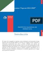 Laser Scanner Topcon Gls-1500 Instituto Nacional de Hidráulica