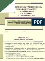 1 Ciencia, Epistemologia y Actividad Cientifica [Autoguardado].ppt