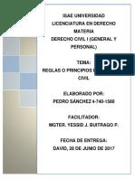 001 Tarea 1 Principios Del Derecho Civil