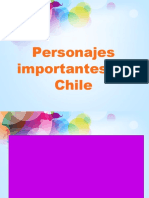 Personajes Importantes de Chile , Rutins Zoom