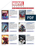 Proximas Novedades Marvel - Febrero 2018